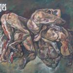 Mortgages , 2/ 3 m, Huile sur toile , 2013.